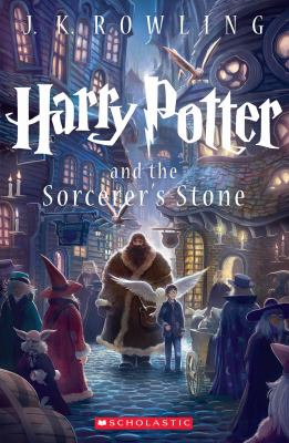Harry Potter and the Sorcerer's Stone -- Harry Potter bk 1